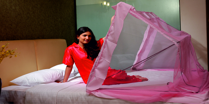 Easy Mosquito Net - Super Double