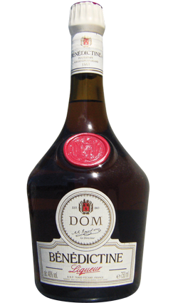 Benedictine French Liqueur