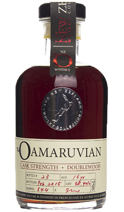 The NZ Whisky Collection Oamaruvian 16YO