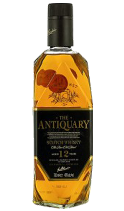 Antiquary The Rare Old Blend 12YO Blend