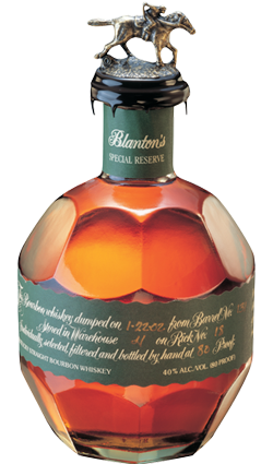 Blanton's Special Reserve Green Bourbon