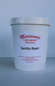 Marianne's Vanilla Bean Ice Cream Quart