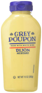 Grey Poupon Dijon Mustard 10 oz