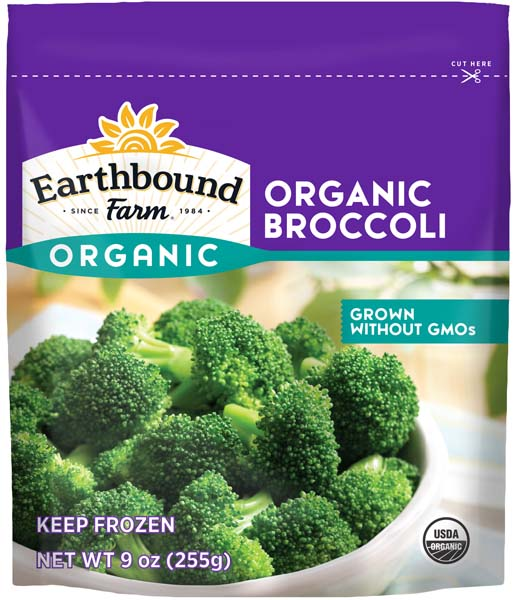 Earthbound Farm Organic Broccoli 10 oz