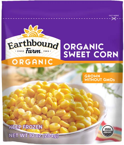 Earthbound Farm Organic Sweet Corn 10 oz