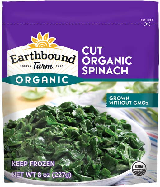 Earthbound Farm Organic Spinach 10 oz