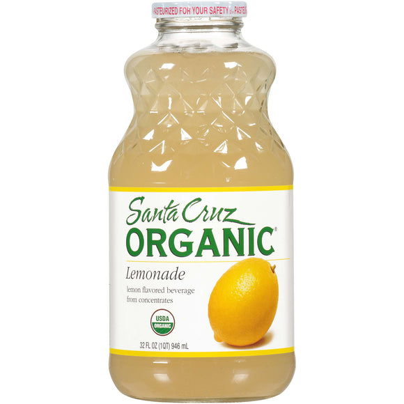 Santa Cruz Organic Lemonade Quart