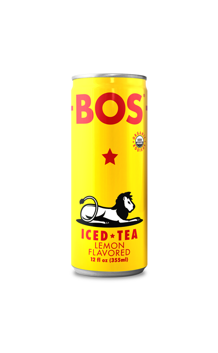 BOS Rooibos Tea Lemon 12 oz