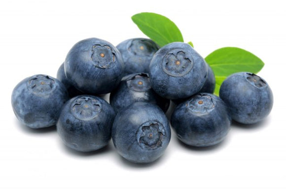 Blueberries Basket