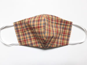 "The Limited Edition ""Wyatt"" - Reversible Plaid Series"