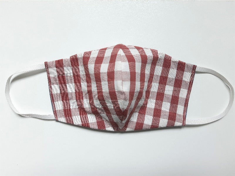 "The Limited Edition ""Charlie"" - Reversible Gingham Series"