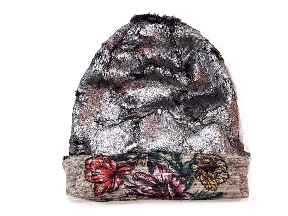 "The ""Jacqueline"" - MOJi Couture Beanie"