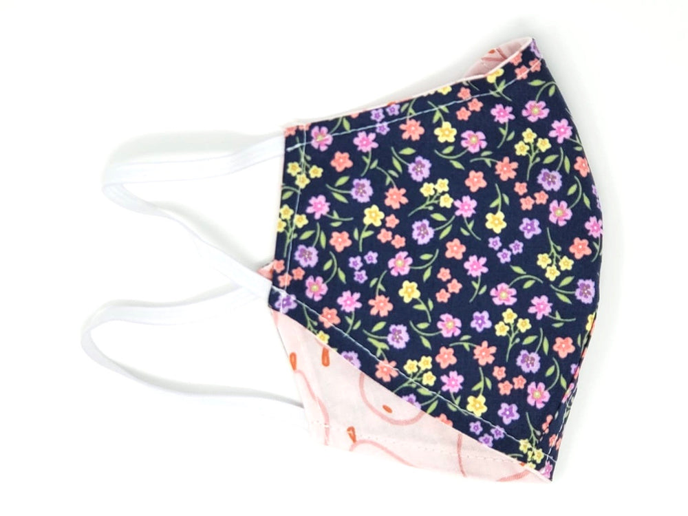 "The ""Perry"" -  Limited Edition Reversible Floral Series"