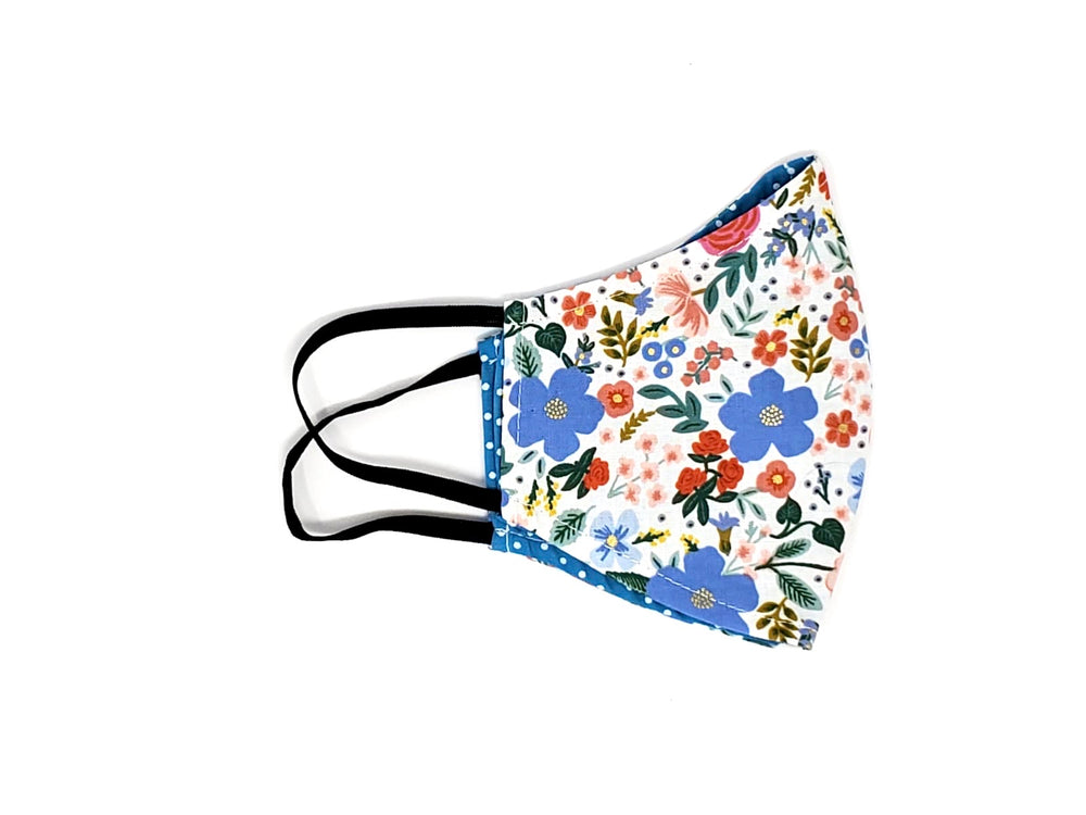 "Load image into Gallery viewer, The ""Secret Garden"" -  Limited Edition Reversible Floral Series"