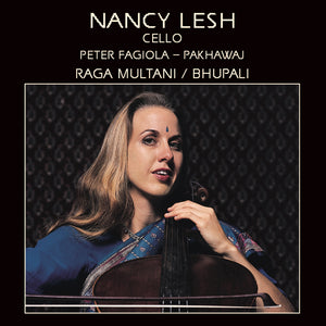 NANCY LESH - CELLO