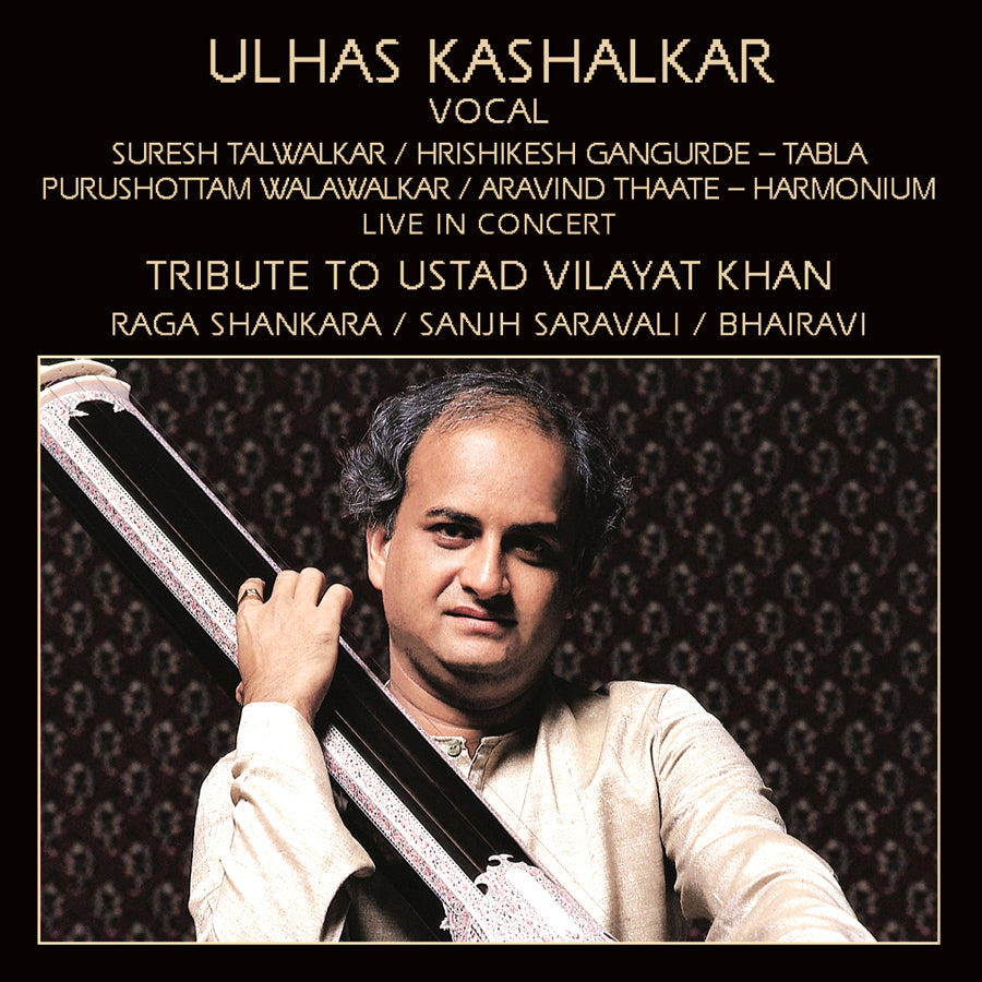 ULHAS KASHALKAR - VOCAL