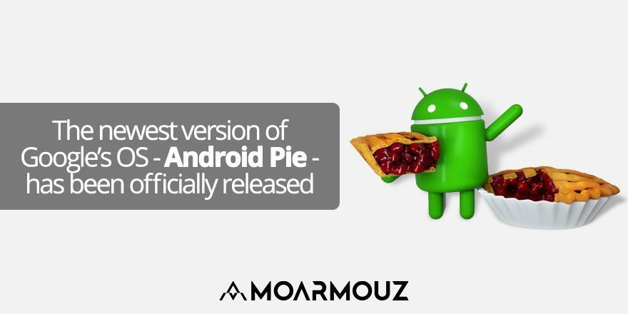 The newest version of Google's OS - Android Pie - has been officially released