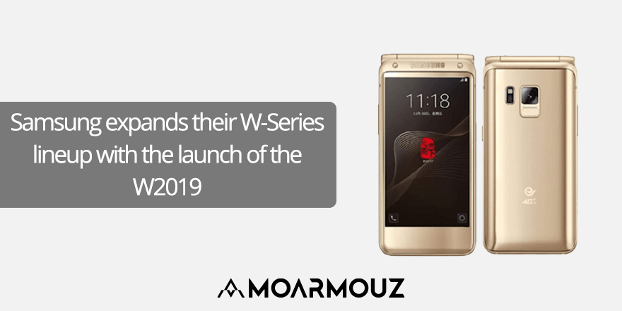 Samsung expands their W-Series lineup with the launch of the W2019