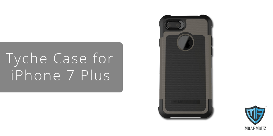 Get the toughest protection for your iPhone 7 Plus with MoArmouz's Tyche Case!
