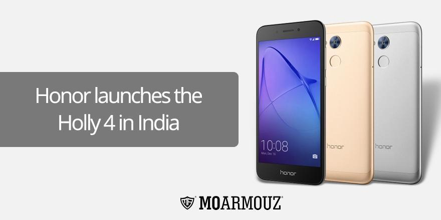 Honor launches the Holly 4 in India