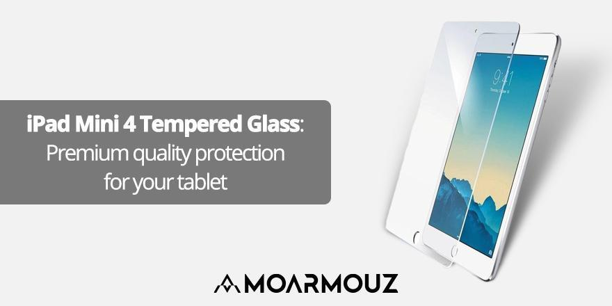 IPad Mini 4 Tempered Glass: Premium quality protection for your tablet