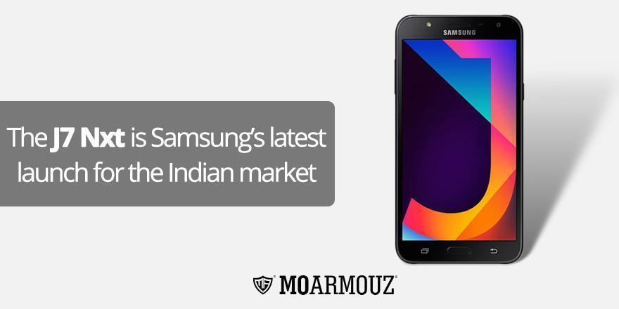 The J7 Nxt is Samsung's latest launch for the Indian market