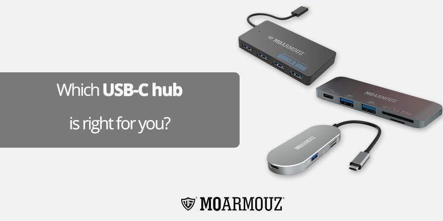 Which USB-C hub is right for you?