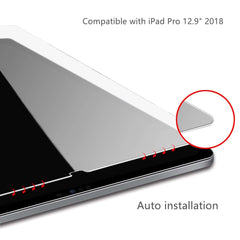 MoArmouz - Tempered Glass for iPad 12.9-inch (2018) w/ USB-C