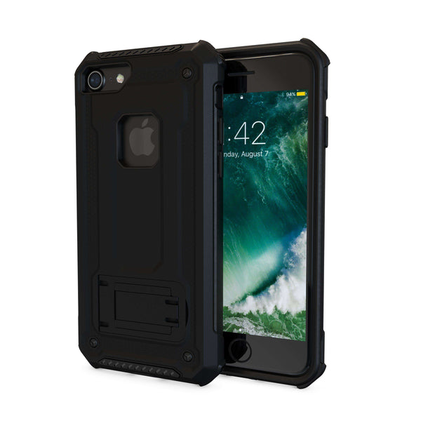 MoArmouz - Kickstand Rugged Protective Case for iPhone 6S / 6
