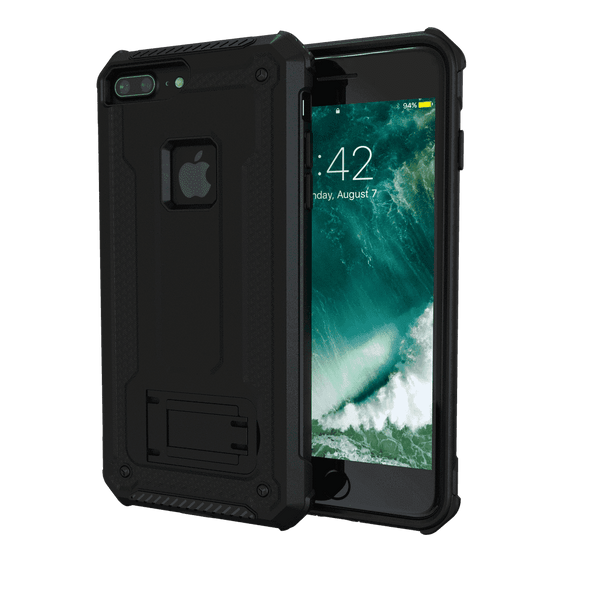MoArmouz - Kickstand Rugged Protective Case for iPhone 7 Plus