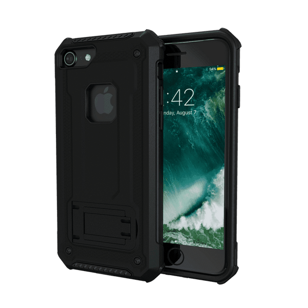 MoArmouz - Kickstand Rugged Protective Case for iPhone 7