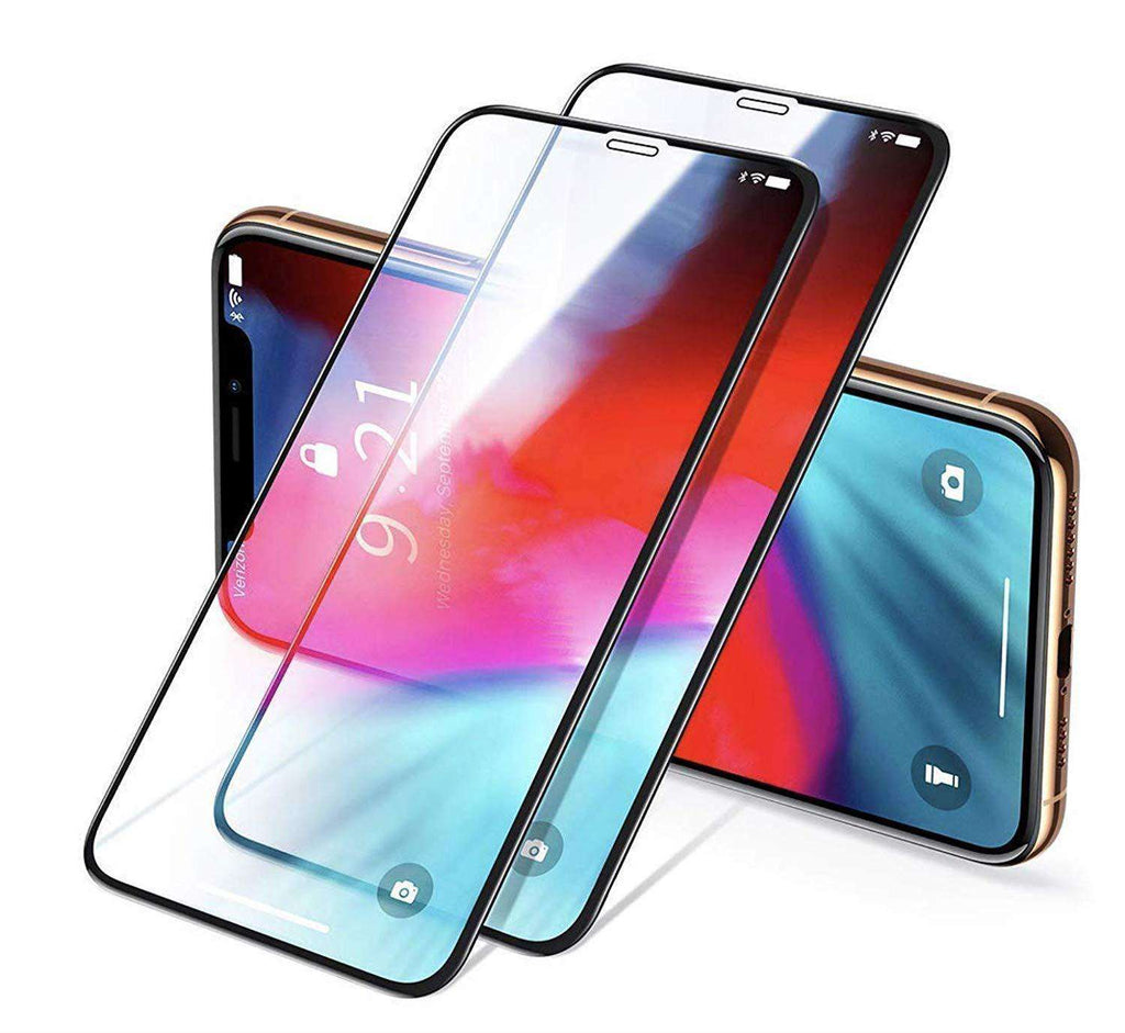 MoArmouz - Curved Tempered Glass Screen Protector for iPhone XS Max