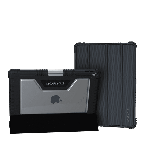 MoArmouz - Rugged Kratos Case for iPad 10.5-inch (2017)