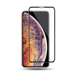 MoArmouz - Curved Tempered Glass Screen Protector for iPhone XS/X
