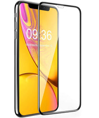 MoArmouz - Curved Tempered Glass Screen Protector for iPhone XR