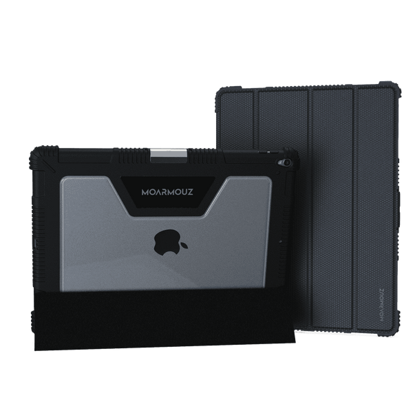 MoArmouz - Rugged Kratos Case for New iPad Pro 12.9-inch 2017