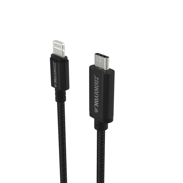 MoArmouz - Type C (USB-C) to Lightning Sync n Charge Cable