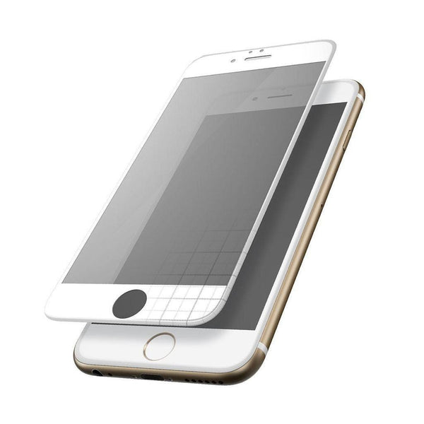 MoArmouz - 3D Curved Full Cover Tempered Glass for iPhone 6S Plus/6 Plus