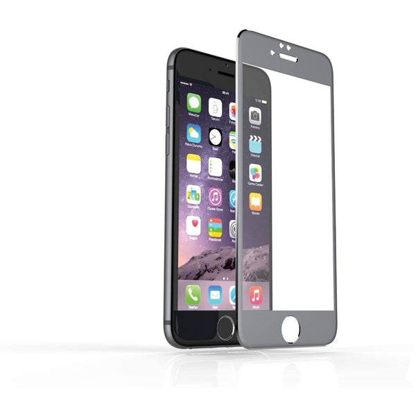 MoArmouz - 3D Titanium Alloy Tempered Glass for iPhone 6 / iPhone 6S