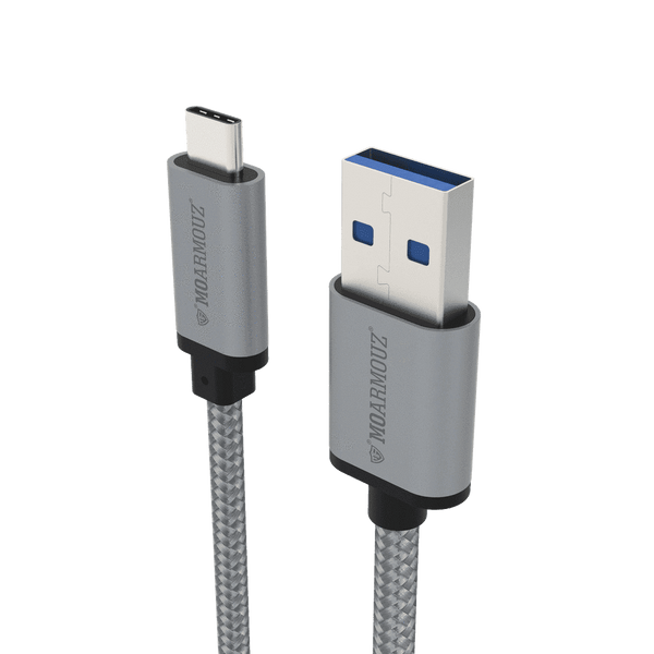 MoArmouz - USB 3.1 Type-C (USB-C) to USB-A (3.0) Cable - 1m
