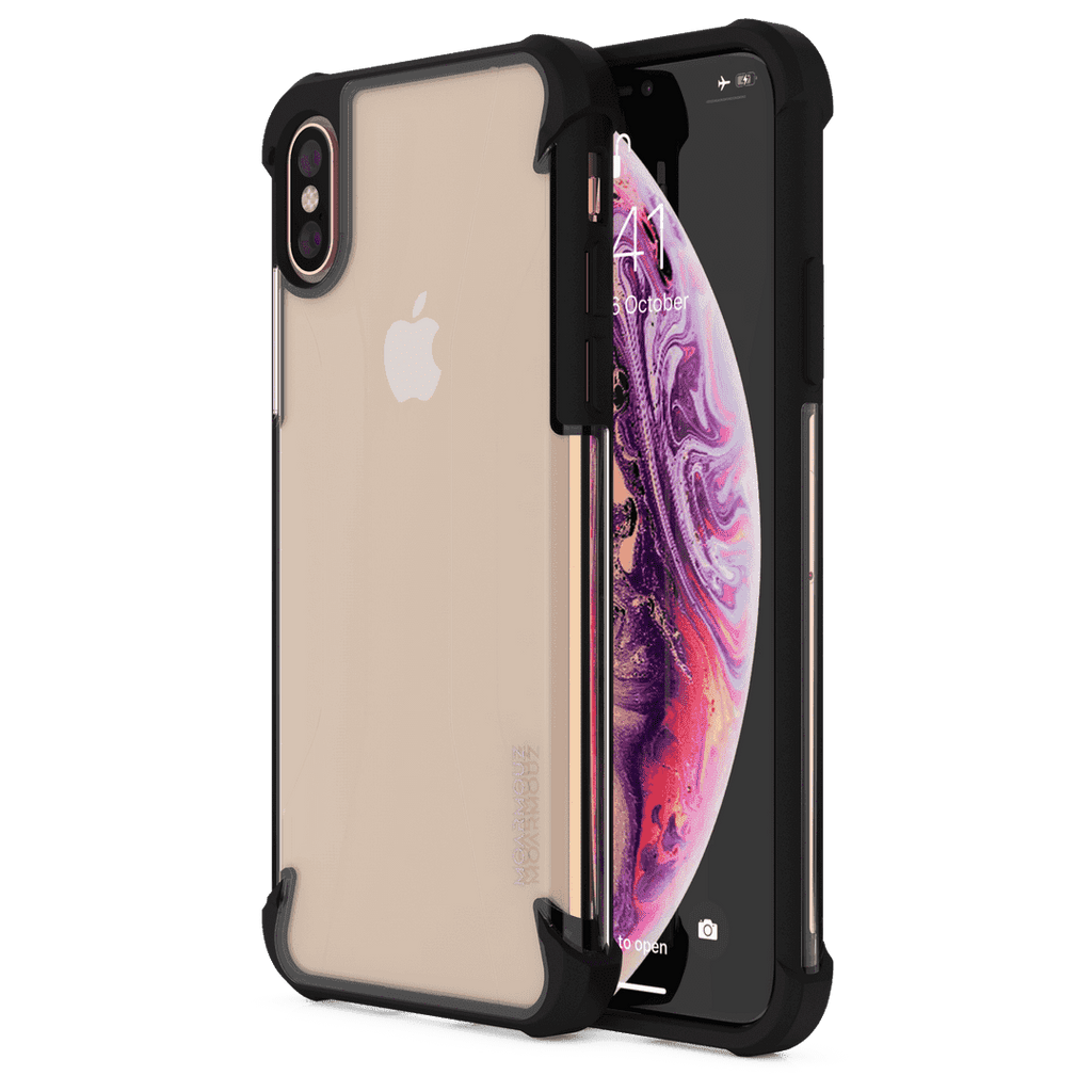 MoArmouz - Rugged Armor Case for Apple iPhone Xs/iPhone X