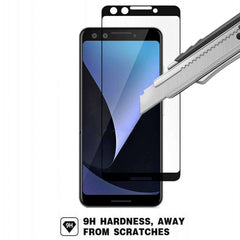 MoArmouz - Curved Tempered Glass for Google Pixel 3