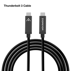 Thunderbolt 3 to Thunderbolt 3 Active Cable 100W/40Gbps - 1m MoArmouz