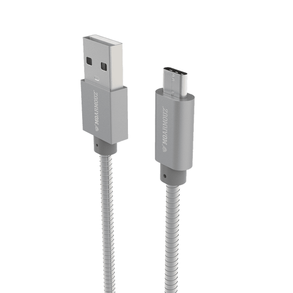 MoArmouz - Type C (USB-C) to USB A Premium Metal Cable