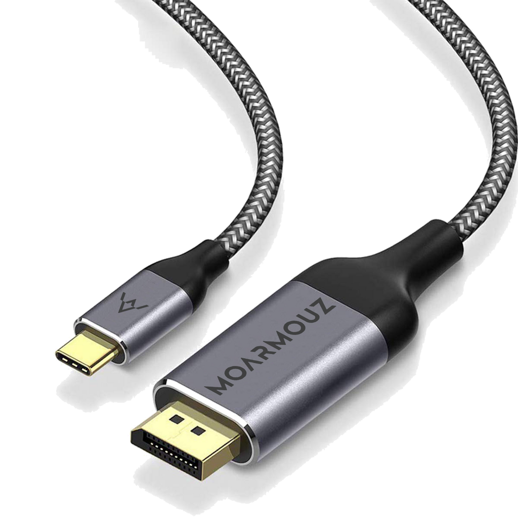 USB 3.1 Type-C to DisplayPort Cable | 4K 60Hz Cable
