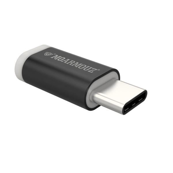 MoArmouz - USB 3.1 Type-C (USB-C) to Micro USB OTG Adapter