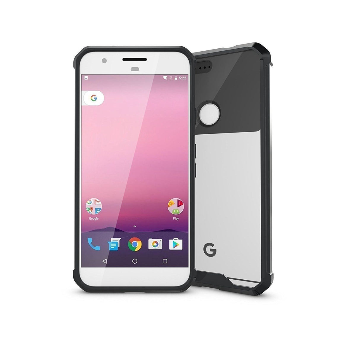 Air Hybrid Case for Google Pixel - MoArmouz