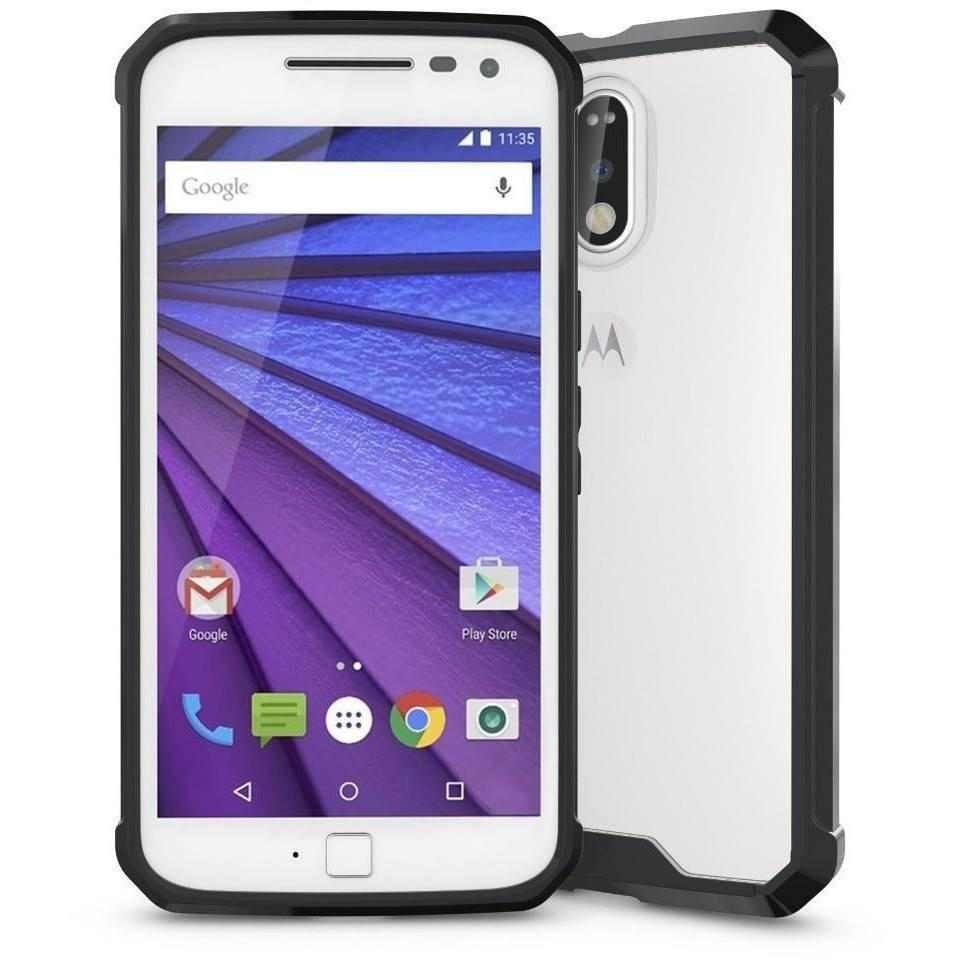 Air Hybrid Case for Moto G4 - MoArmouz