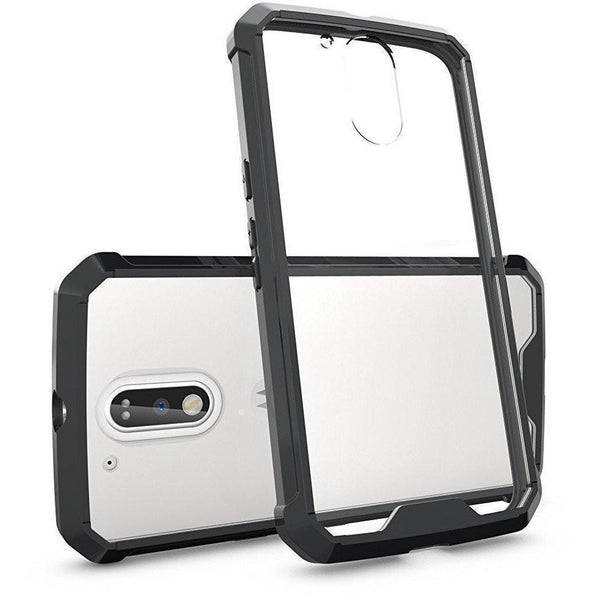 MoArmouz - Air Hybrid Case for Moto G4 Plus