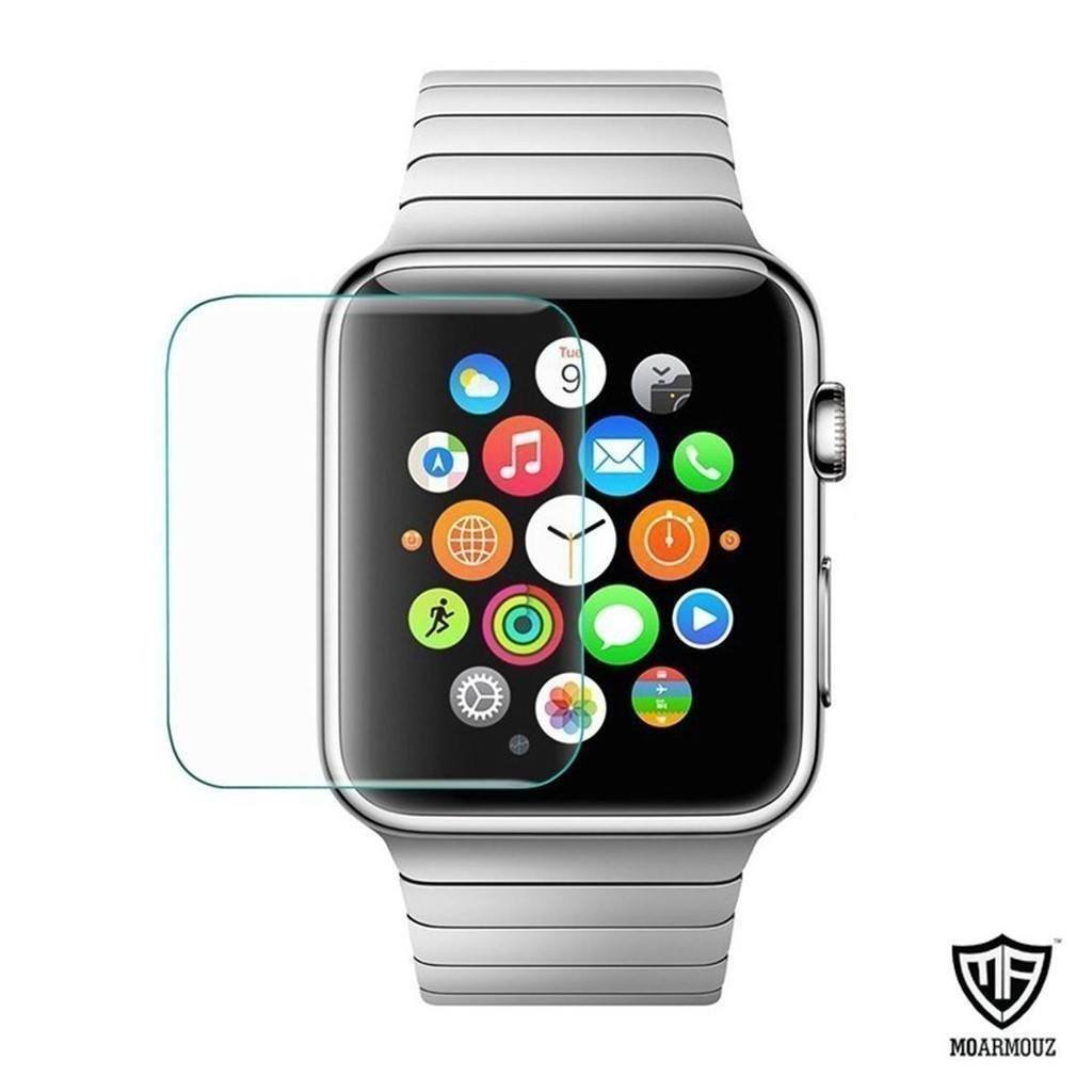 MoArmouz - Apple Watch Tempered Glass
